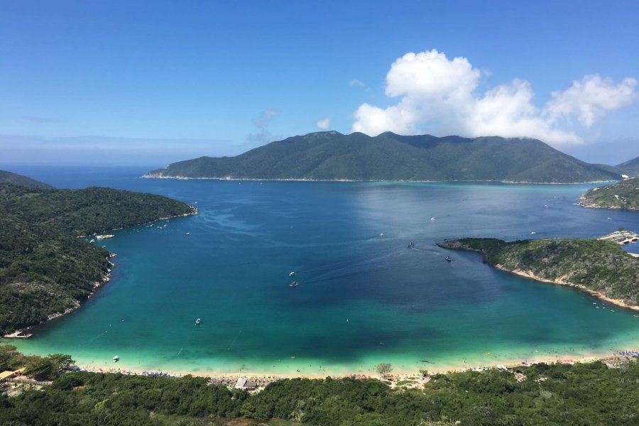 ARRAIAL DO CABO – TOUR DE AVENTURA