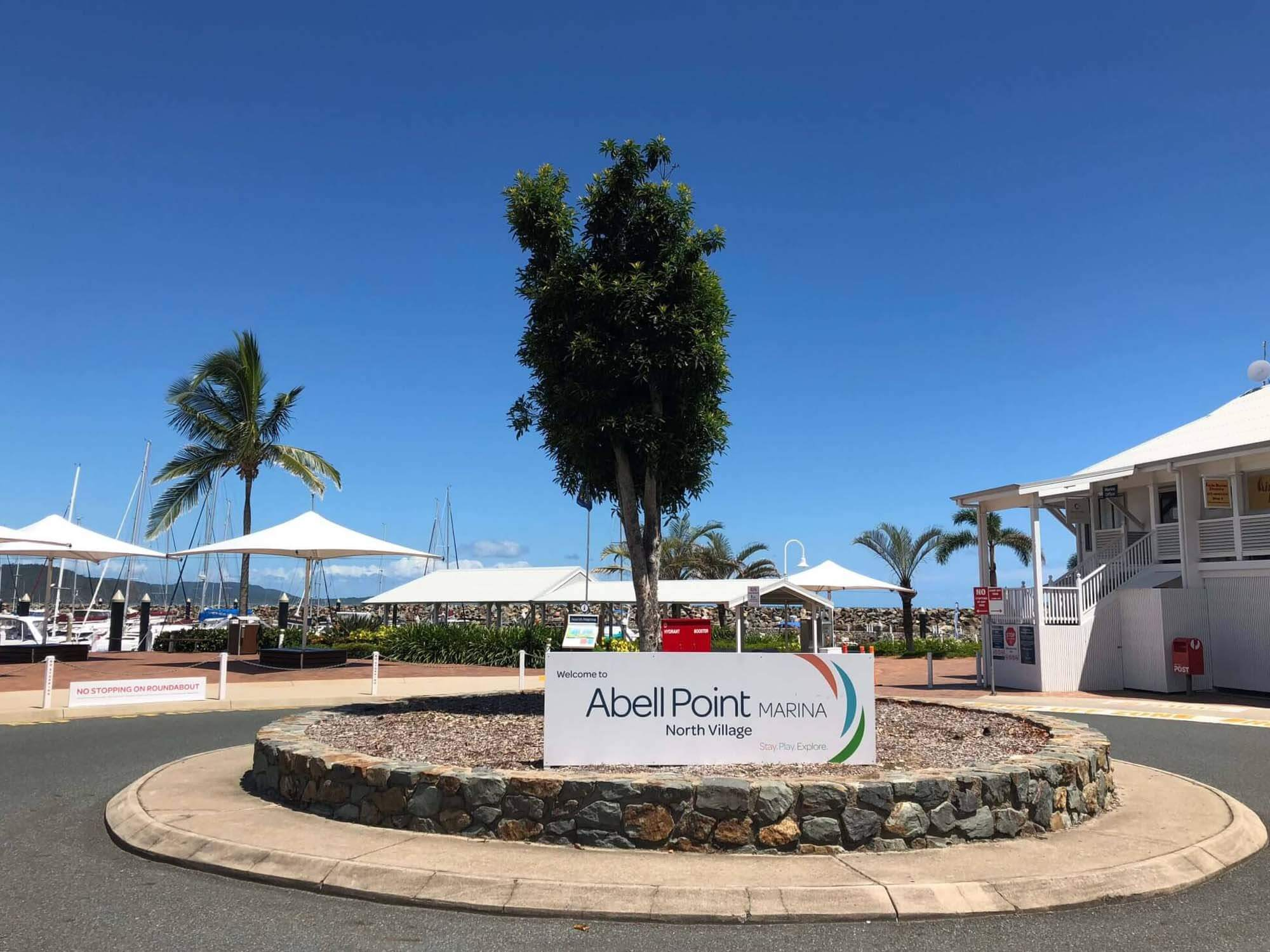 Abell Point Marina in Airlie Beach