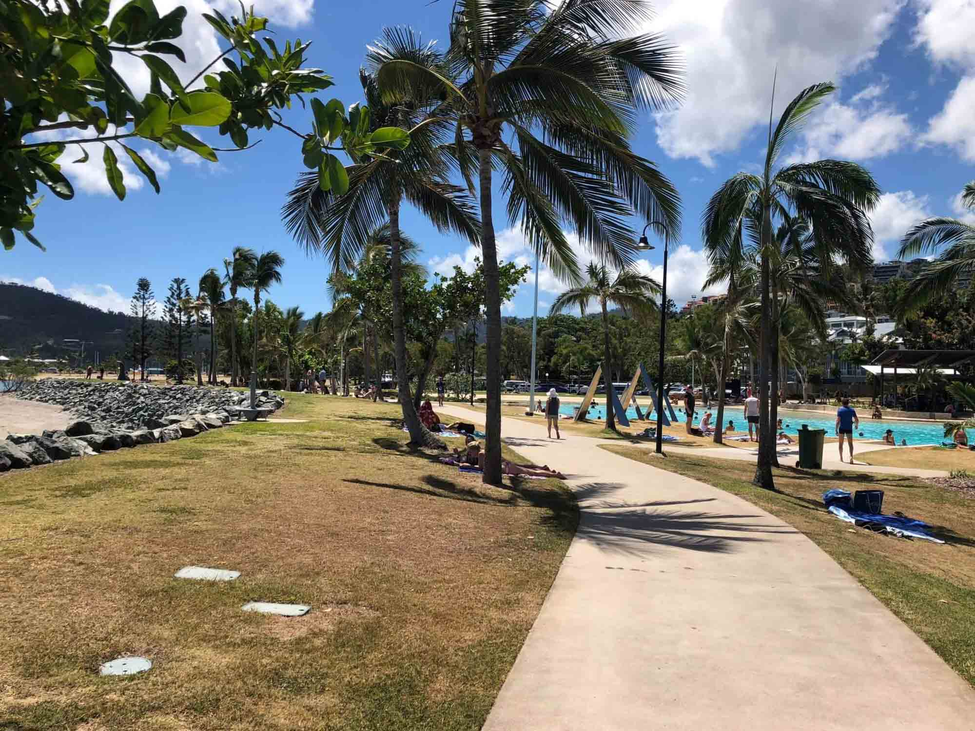 Top things to do in Airlie Beach - Roteiro Completo em Airlie Beach: Airlie Lagoon