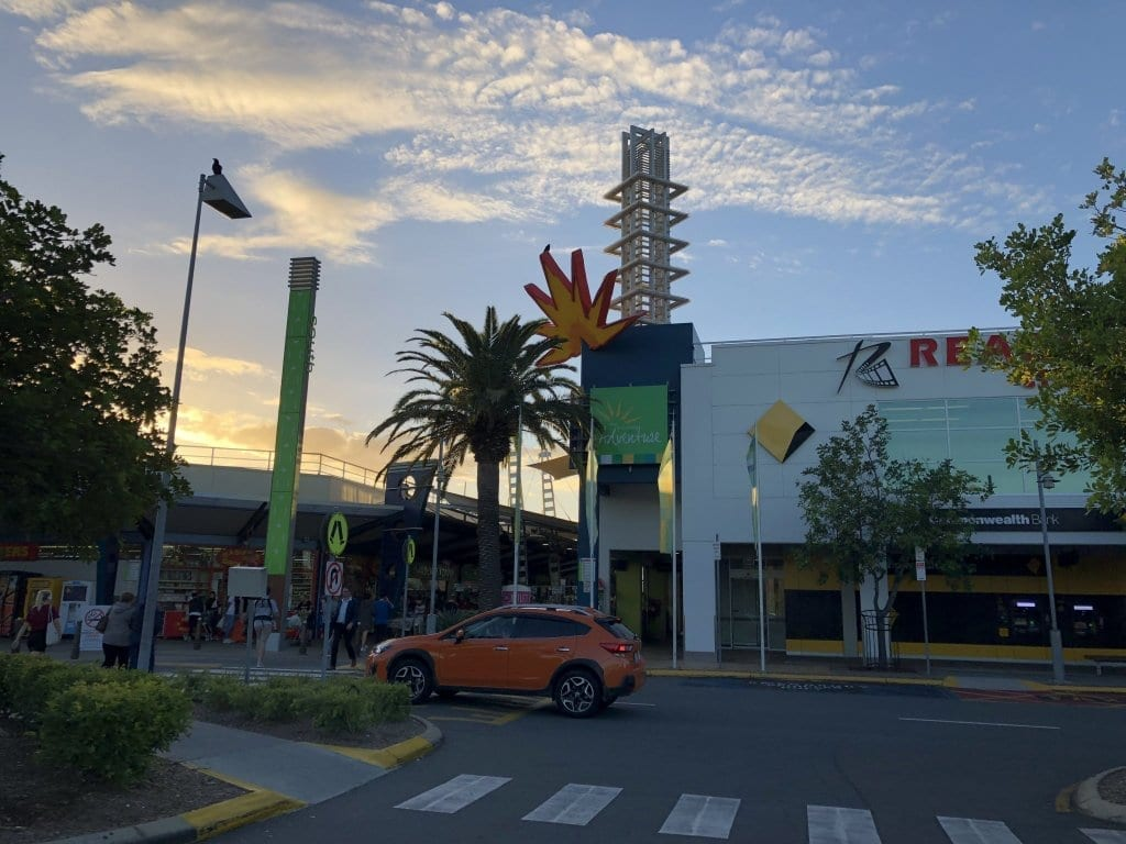 Outlet – Harbour Town