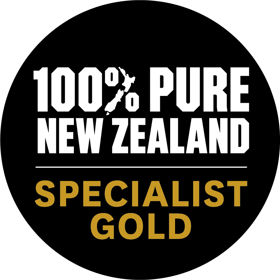 100% Pure New Zealand Gold Specialist | SOUL Viajero